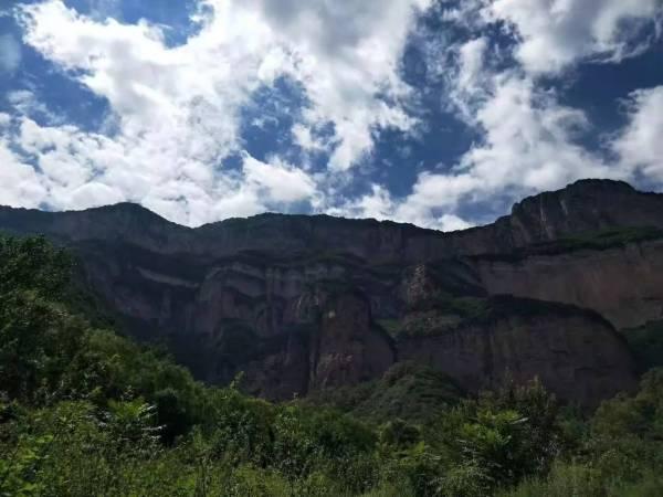 【活动回顾】一方绝胜秀太行——嶂石岩风景区