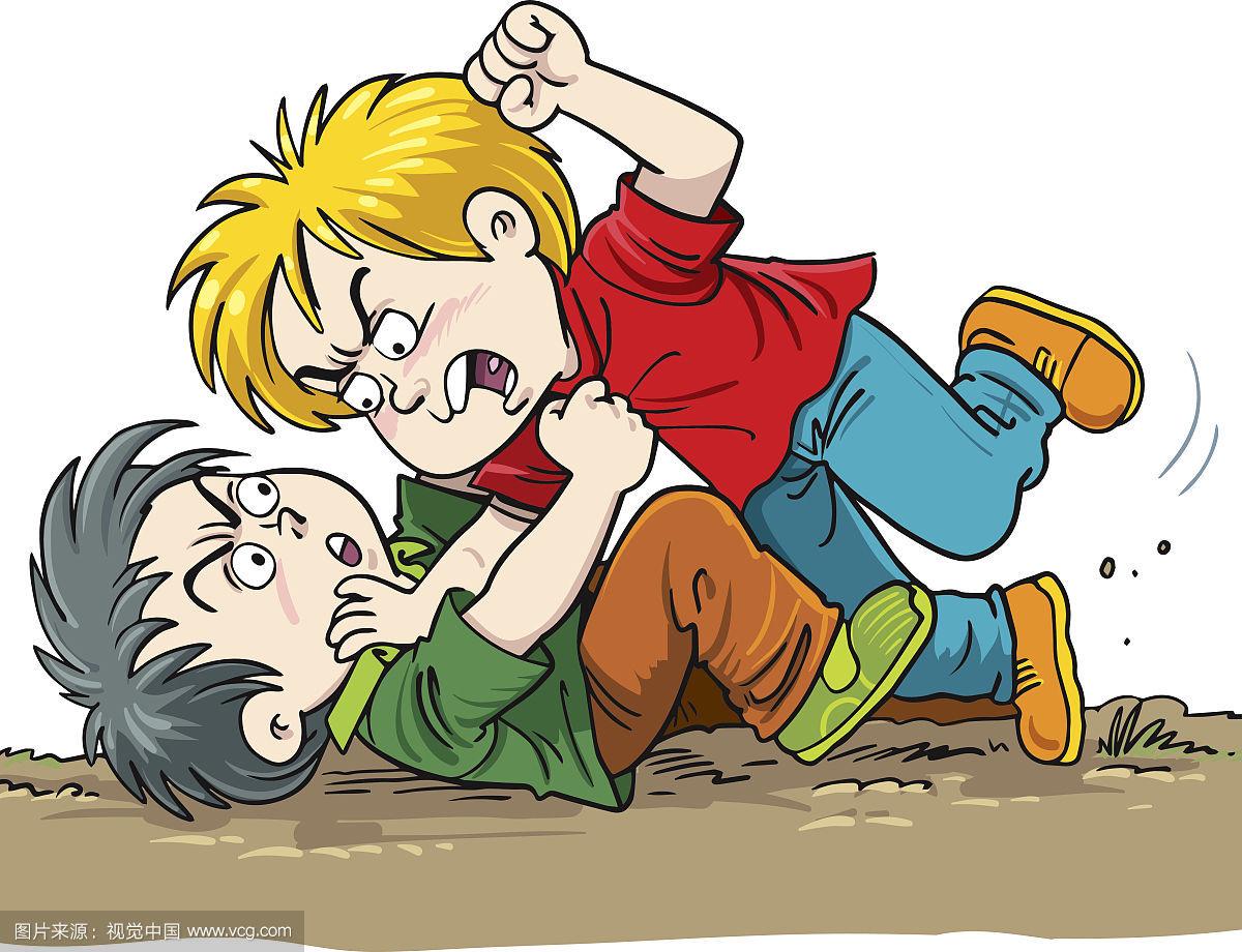 孩子自控力差,动不动就打小朋友,老给家长惹事儿,这回轮到大人的小图片