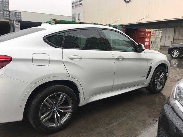 2017款宝马x6全系车型最新配置价格表