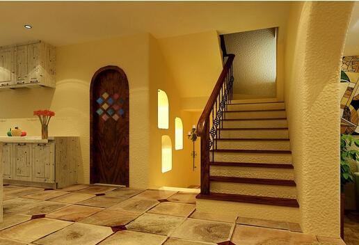 设计 贝壳粉缔造优雅卧室,诠释浪漫欧式风 这样的奢华客厅背景墙