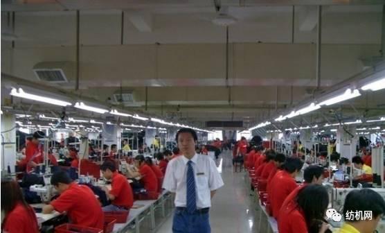 这个服装厂车间管理为何如此成功图片