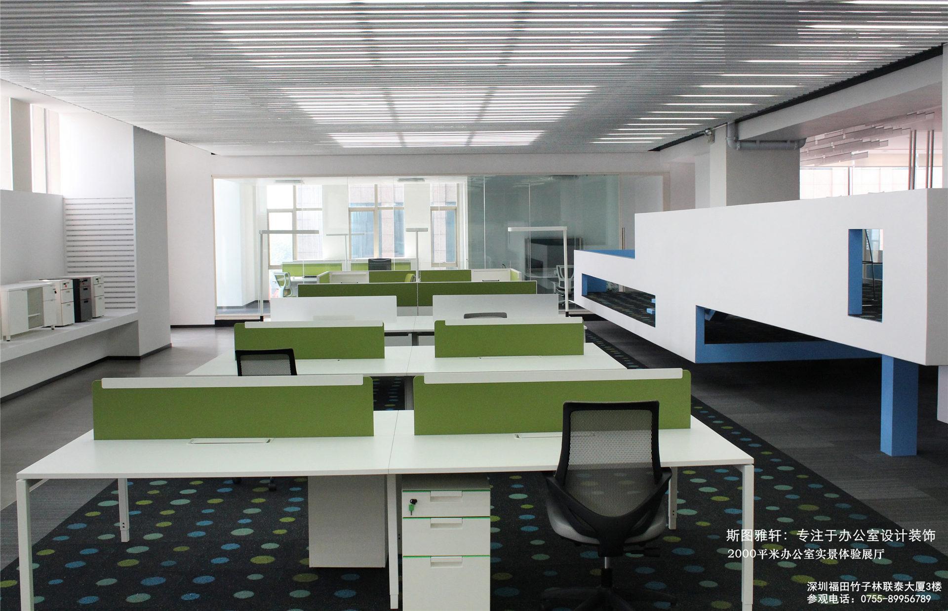 开放式vs封闭式,办公室装修布局怎么选?图片