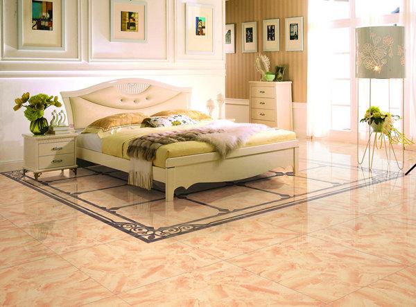 卧室装修木地板更受欢迎,那么铺瓷砖会怎么样呢