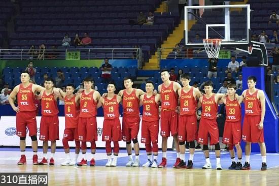 中国男篮vs菲律宾男篮 中国战亚洲杯
