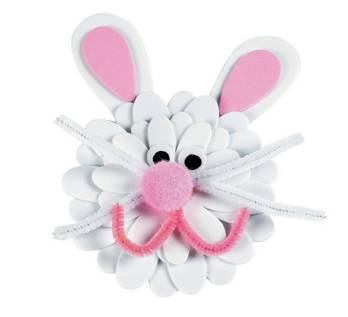 幼儿园常见的海绵纸手工作业,老师家长必收!