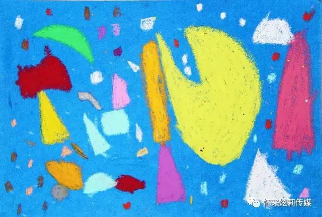 第一届 童心绘梦 儿童绘画作品展圆满成功图片