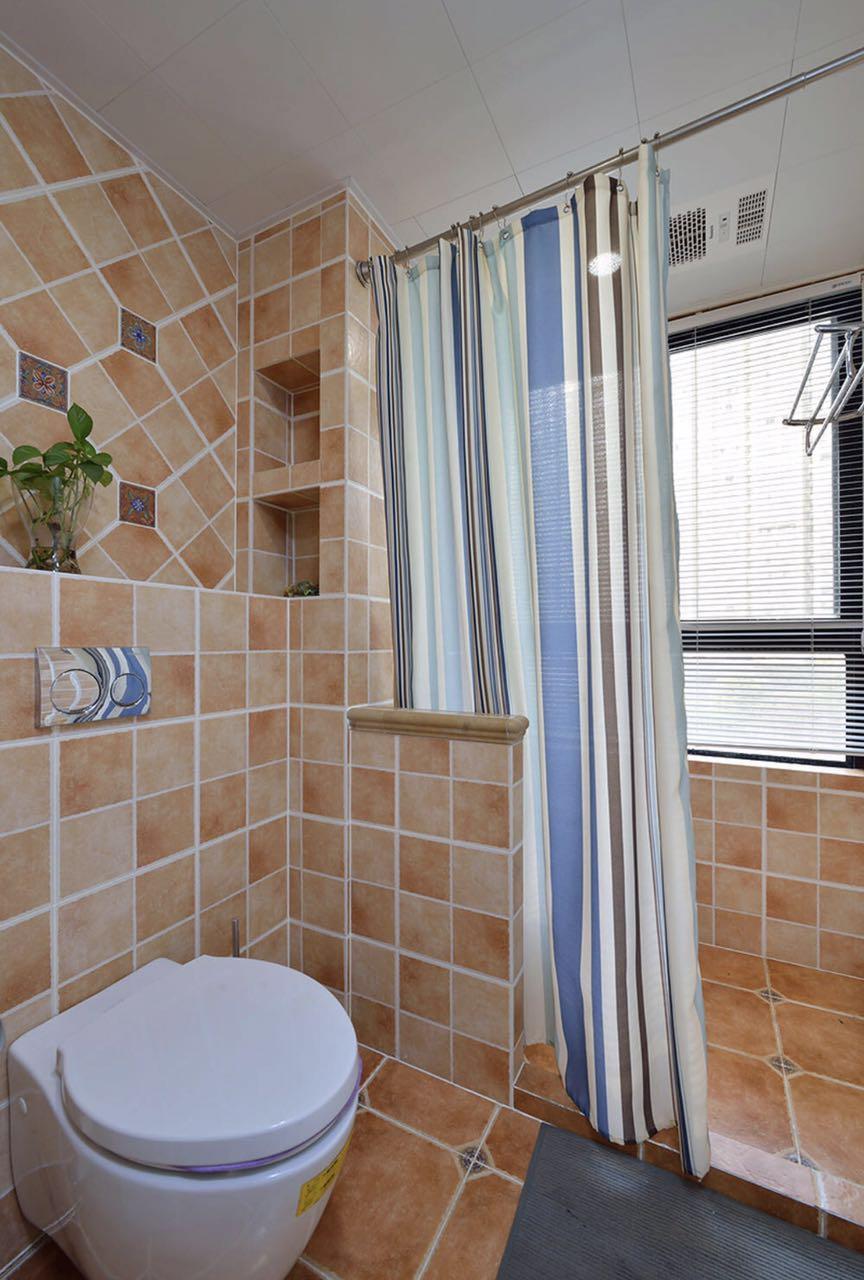 简易淋浴房浴帘布