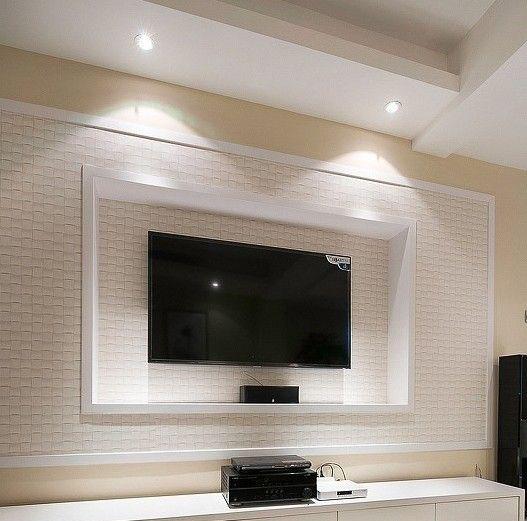 贝壳粉缔造优雅卧室,诠释浪漫欧式风 这样的奢华客厅背景墙,你一定没