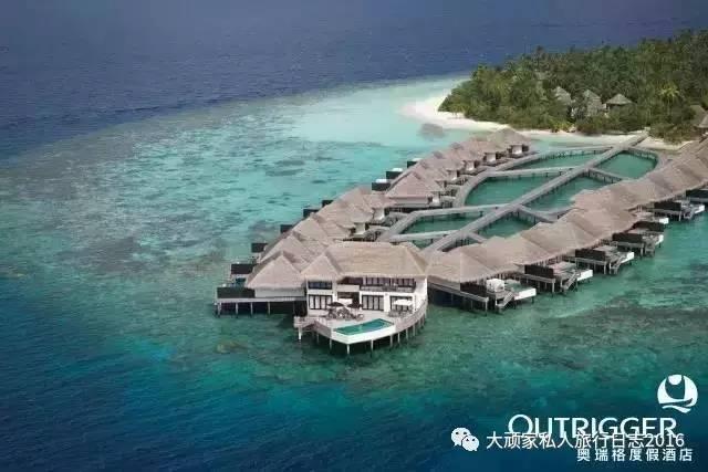 怦然心动:爱上马尔代夫奥瑞格岛的十大理由