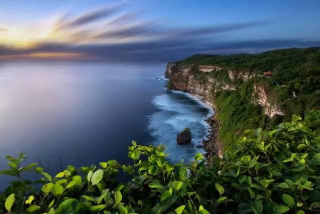 海岛帅,与世隔绝的果敢决断 巴厘岛,与世隔绝,潇洒自由 海神庙 巴厘岛