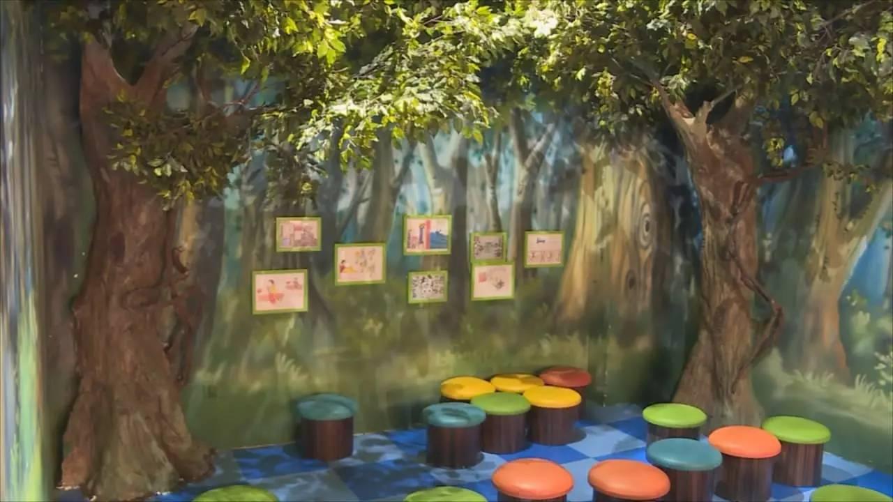 e路成长 | 苏州市妇女儿童活动中心:森林税收体验馆 寓教于乐中成为图片