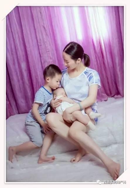 重庆西南医院2017年世界母乳喂养周系列主题活动(三)——致最美的你