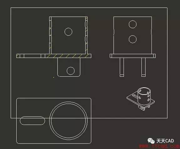 利用cad或caxa等二维软件绘制二维工程图纸,便于图档管理和生产加工.