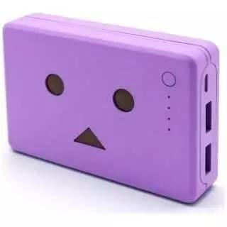 Cheero是日本本土的企业,他们推出的充电宝,不但性能高,简直萌死人啦!