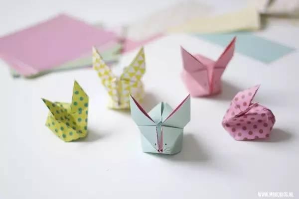 折纸图解蝴蝶公主