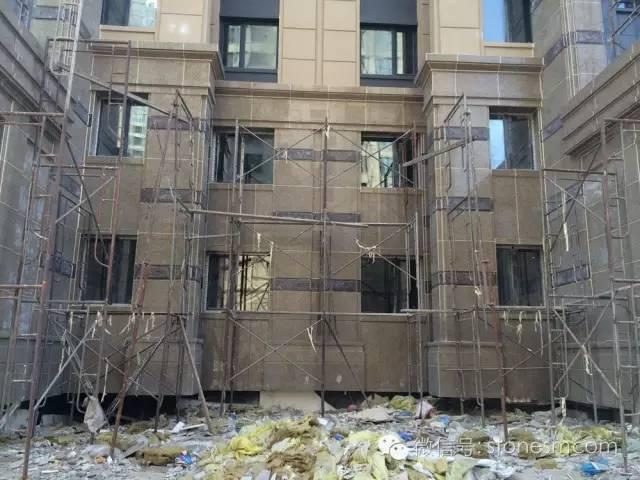 新疆常见外墙干挂石材系列