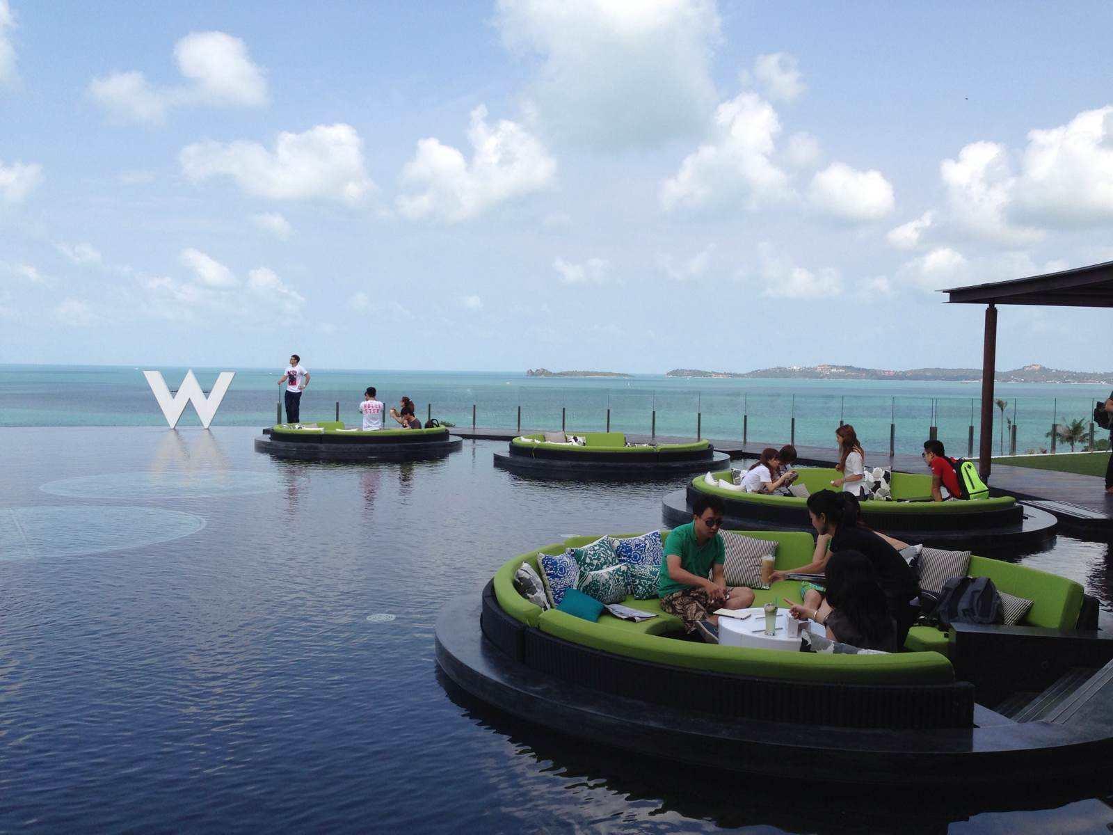 苏梅岛位于泰国西南部海岸的一个岛,通常称为苏梅