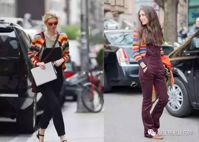 针织衫:初秋针织衫怎么搭配更有范?5种针织衫搭配够时髦!
