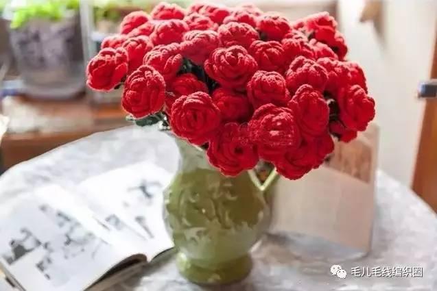 玫瑰花并不是女生专属,你的老公也可以有 如果不喜欢玫瑰,也可以有别