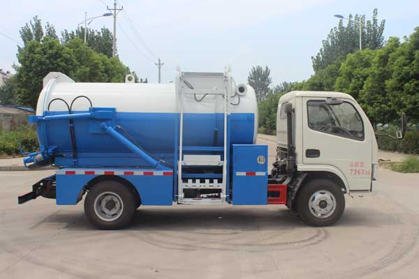 新疆垃圾车分类