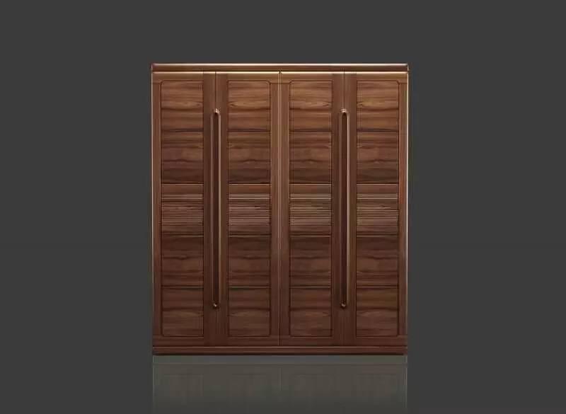 赤金檀木家具在市场上的数量少,非常稀有,所以也属于贵重树种,数量