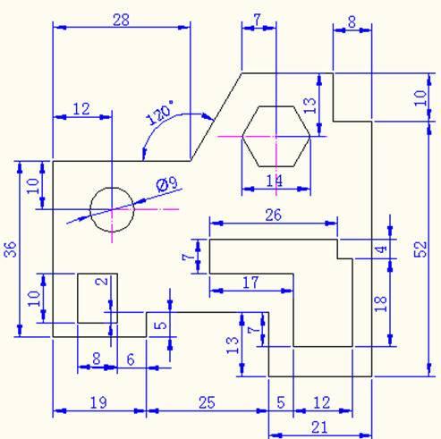 设计丨新手教程,手把手教你画CAD图纸图片