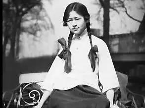 陆小曼眼中的林徽因:这个万恶的前女友图片