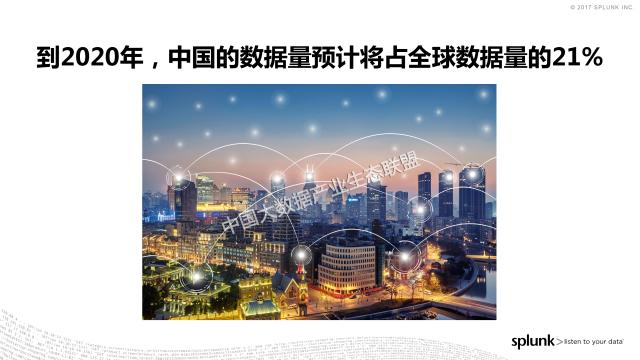2017中国大数据产业生态大会演讲PPT首度公开 附下载