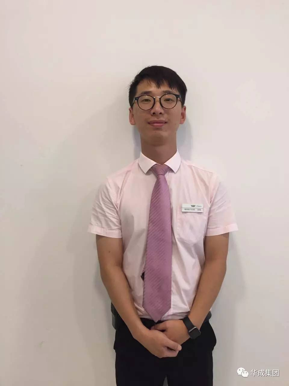 华成集团销售顾问第二届技能大赛复赛个人风采 二