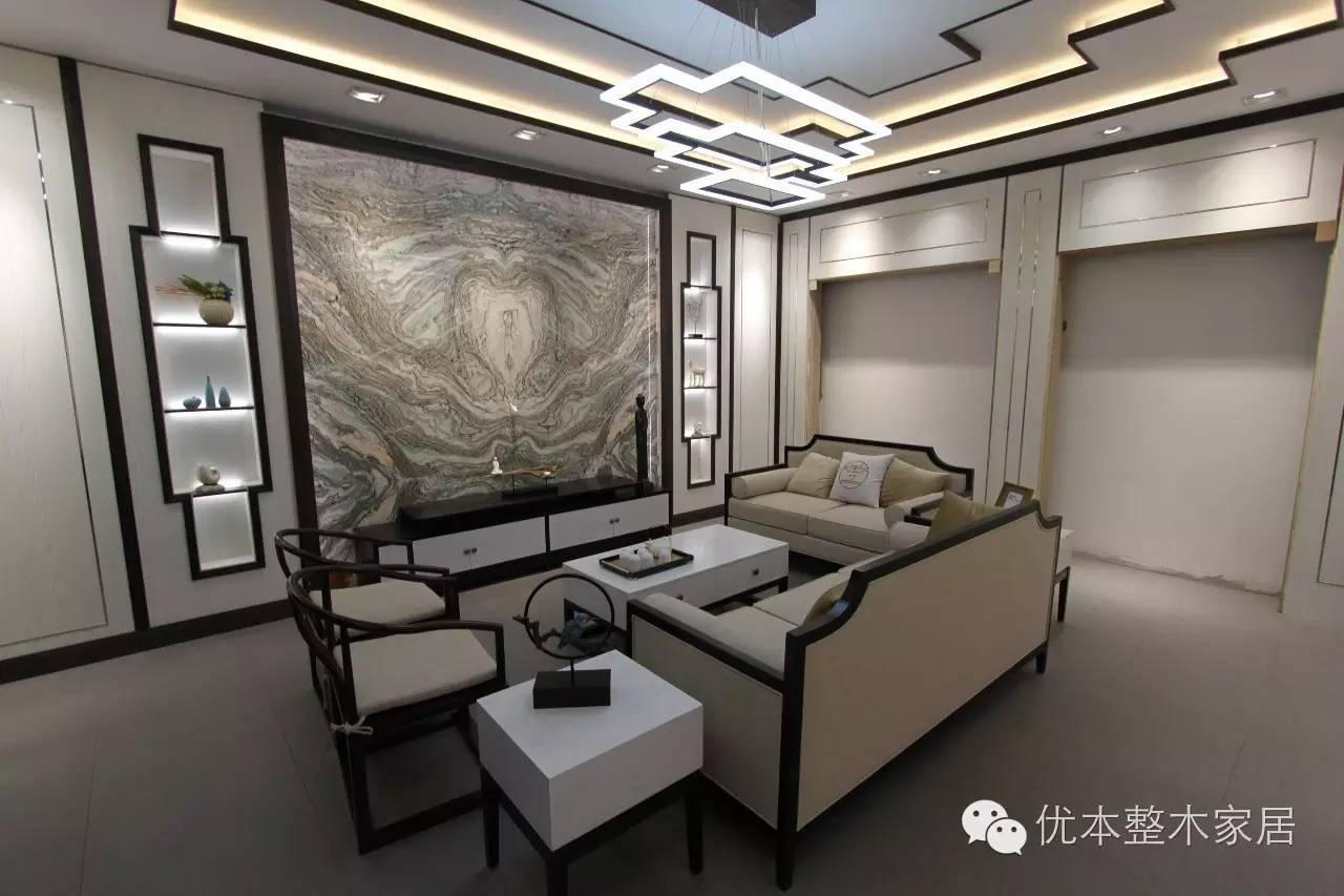 文化 正文  天然大理石电视背景墙的运用,遵循着徽派建筑中依山傍水