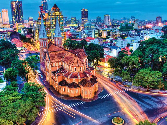 越南城市经济总量_越南城市