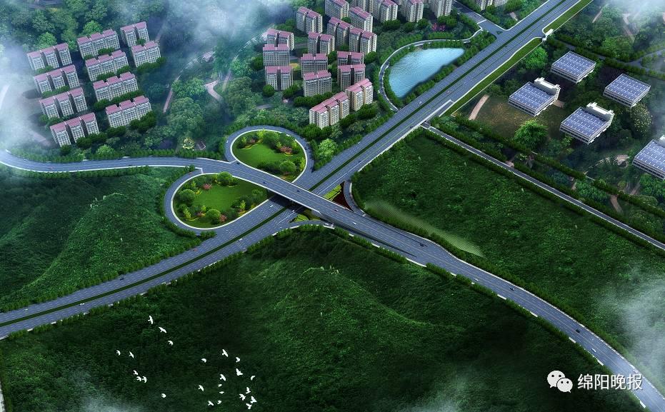 绵阳新皂镇2020规划图_绵阳新皂镇