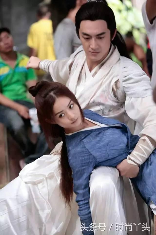 《楚桥传ll》已确定主演,赵丽颖已承认和林更新续星月图片