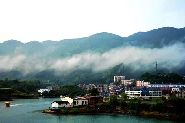 8月12日,仙岛湖精华景点(望仙崖玻璃栈道 野人岛 观音