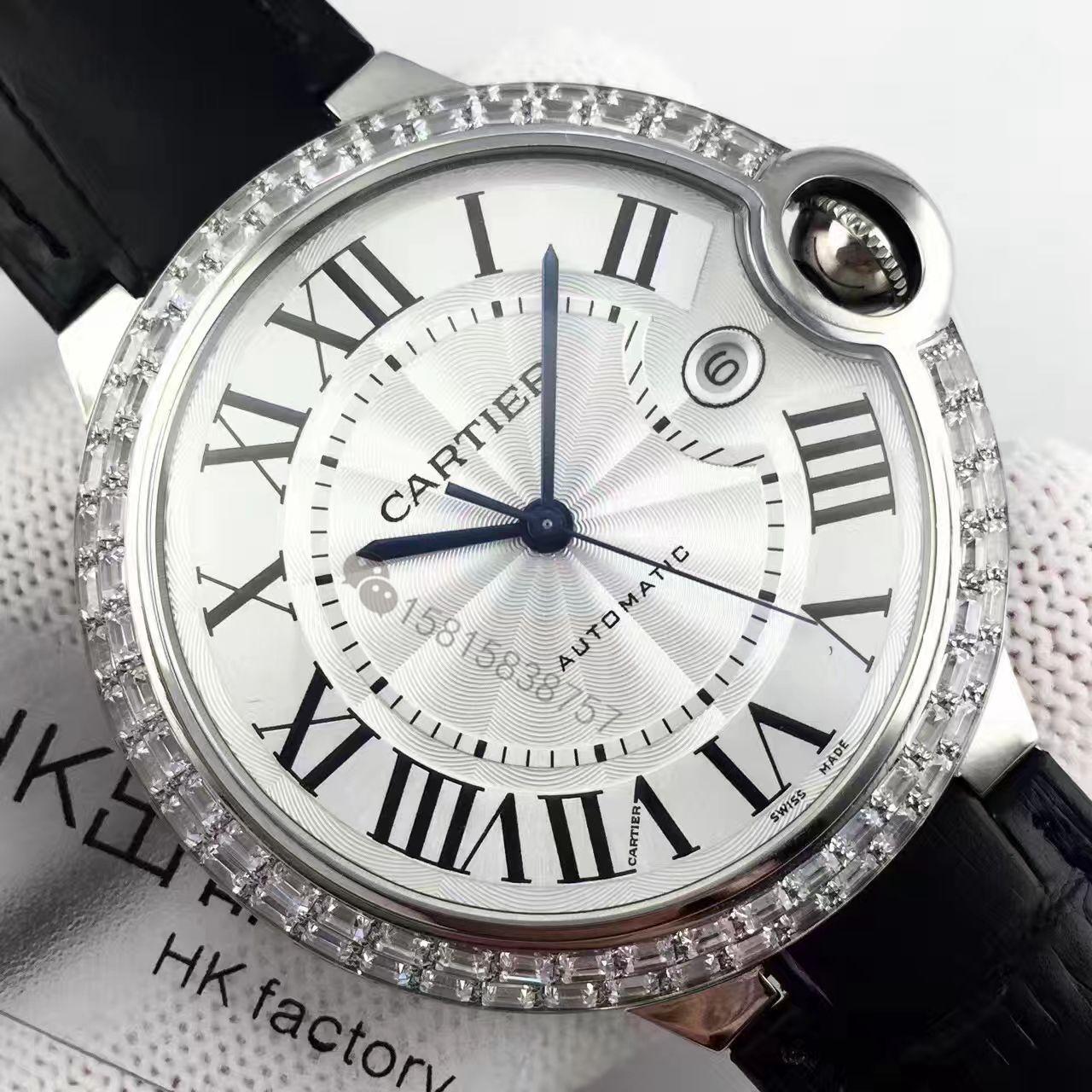 为什么说腕表是成功男士必要的装备之一 卡地亚