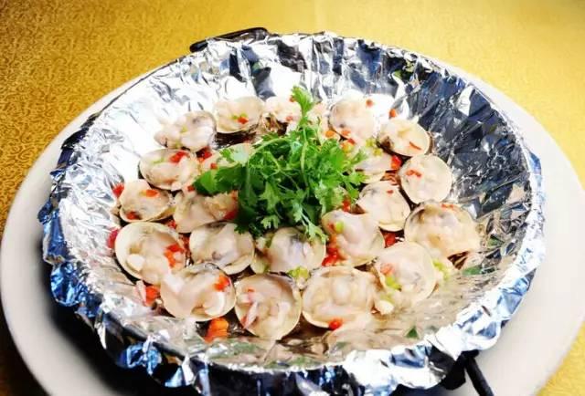 美食 正文  19 天下第一鲜 去南通必吃的铁板文蛤也就是大名鼎鼎的