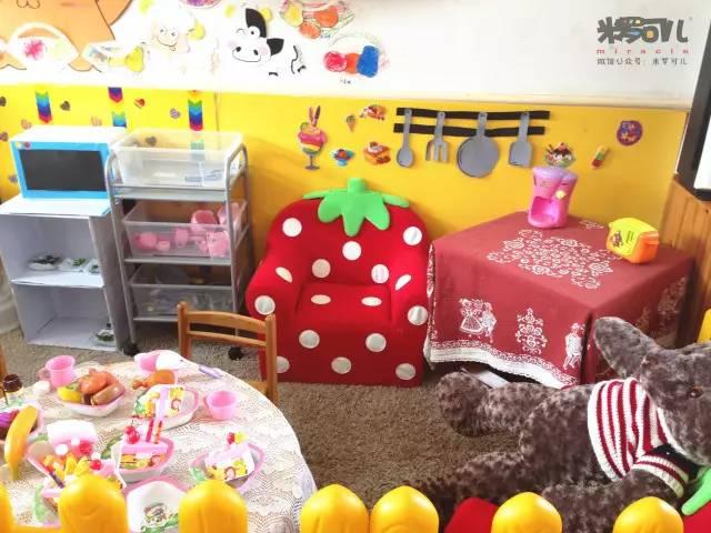 如今,几乎每个幼儿园都会创设娃娃家,美工区,建构区等游戏区域,而在