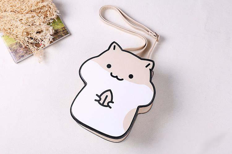 盘点俏皮可爱又能萌翻你的小动物包包