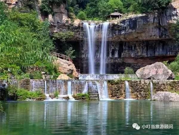 旅游 正文  青龙峡风景名胜区位于河南焦作市北部25公里处的深山区,总
