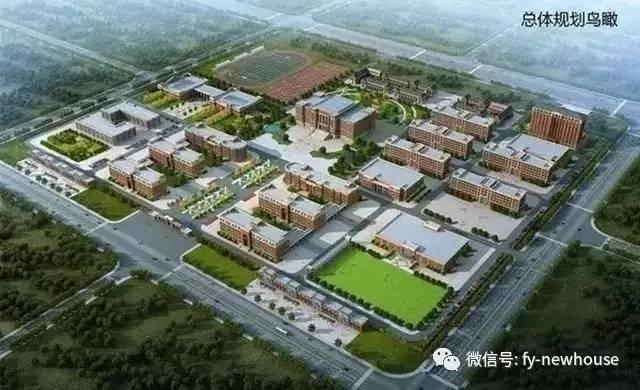 颍上城东规划图