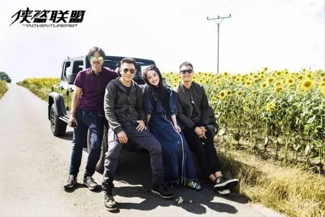 刘德华与 杀手莱昂 首度合作上演 猫鼠游戏 ,2017华语大片,尽在iTalkBB