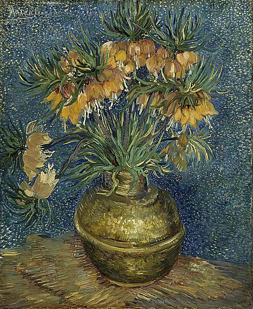 梵高的画,除了向日葵你还见过什么