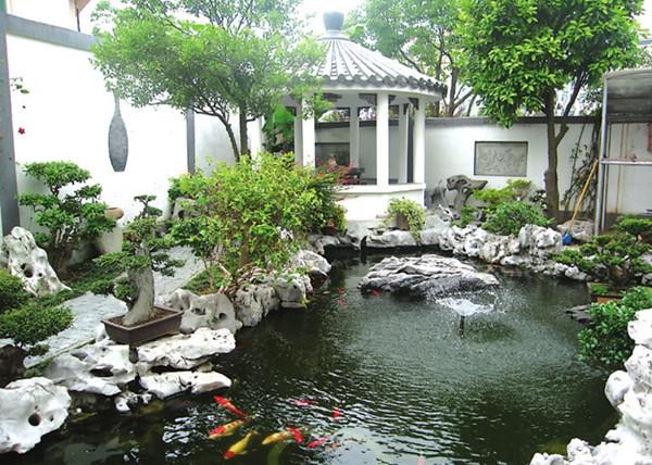 中国古典园林花木栽植的3种配置方式