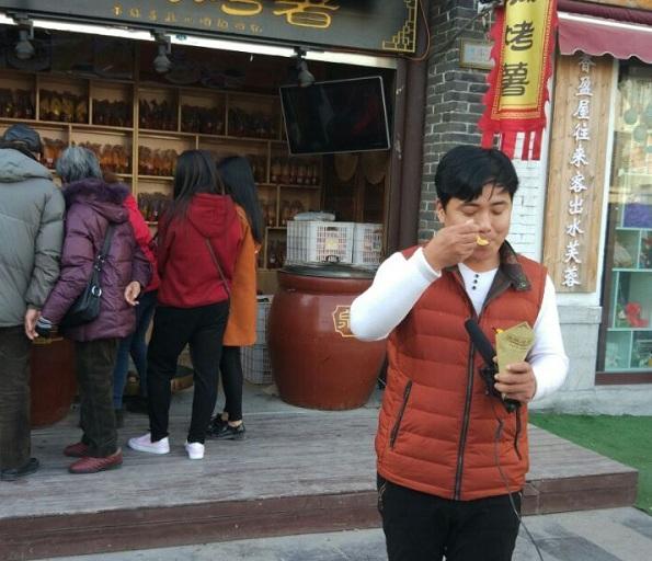 杨晓琼的老婆_薯之物语-杨晓琼,为泉城烤薯代言!