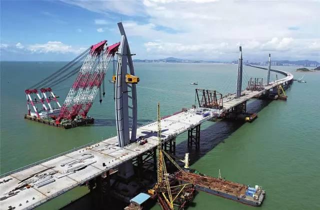 大桥 桥 桥梁 640_421