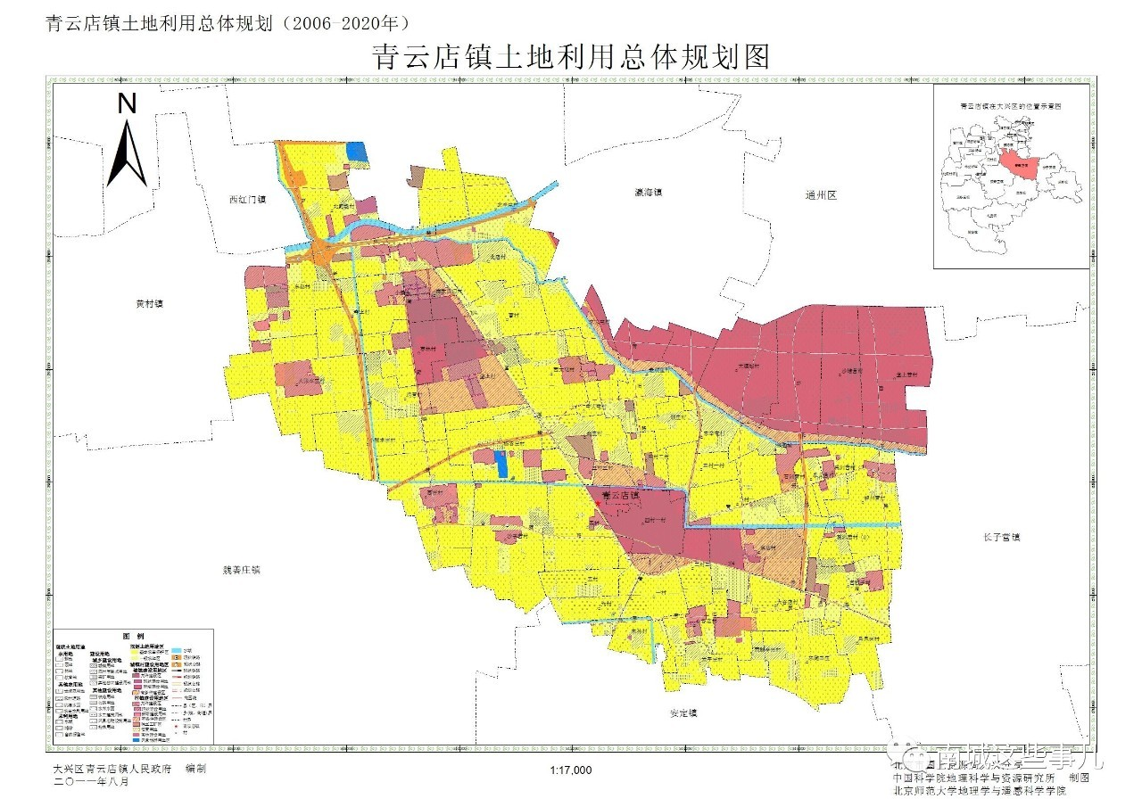 大兴区104国道规划图
