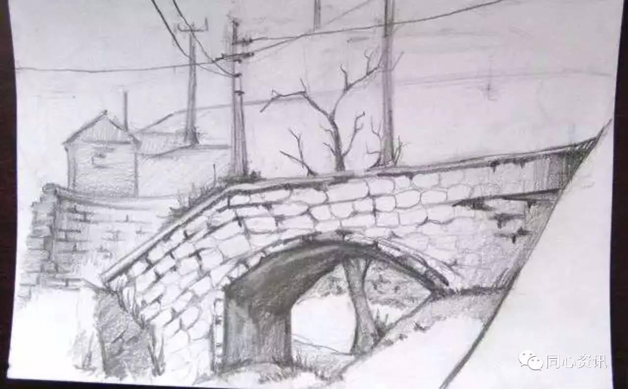 简笔画 手绘 素描 线稿 1280_794