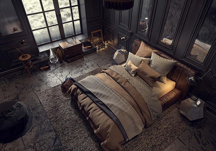 这样的室内设计简直是凤毛麟角