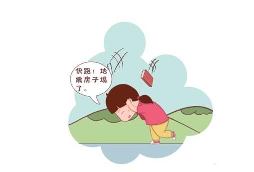 县突发7.0级地震,祈福愿平安 这份 地震安全逃生手册 请收好,关键