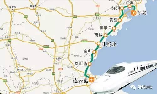 盐通高铁年内开工 与连盐 沪通 青连铁路无缝对接